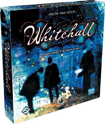 Whitehall Mystery Brettspill