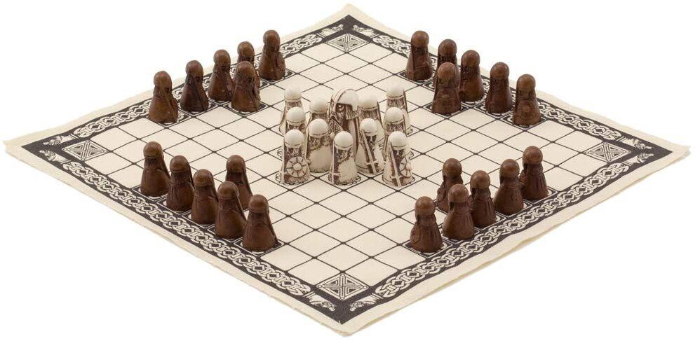 Vikingspillet Hnefatafl Brettspill The Viking Game Board Game
