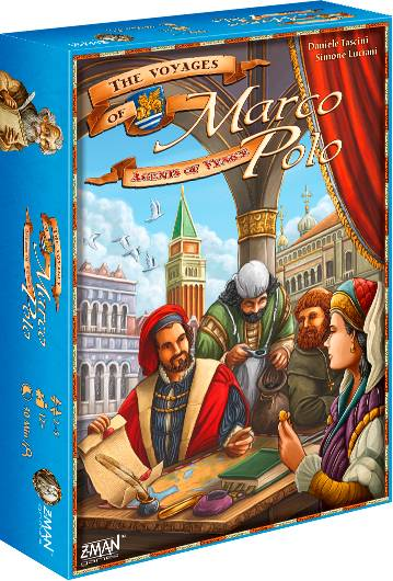 Voyages of Marco Polo Agents of Venice Utvidelse til Voyages of Marco Polo