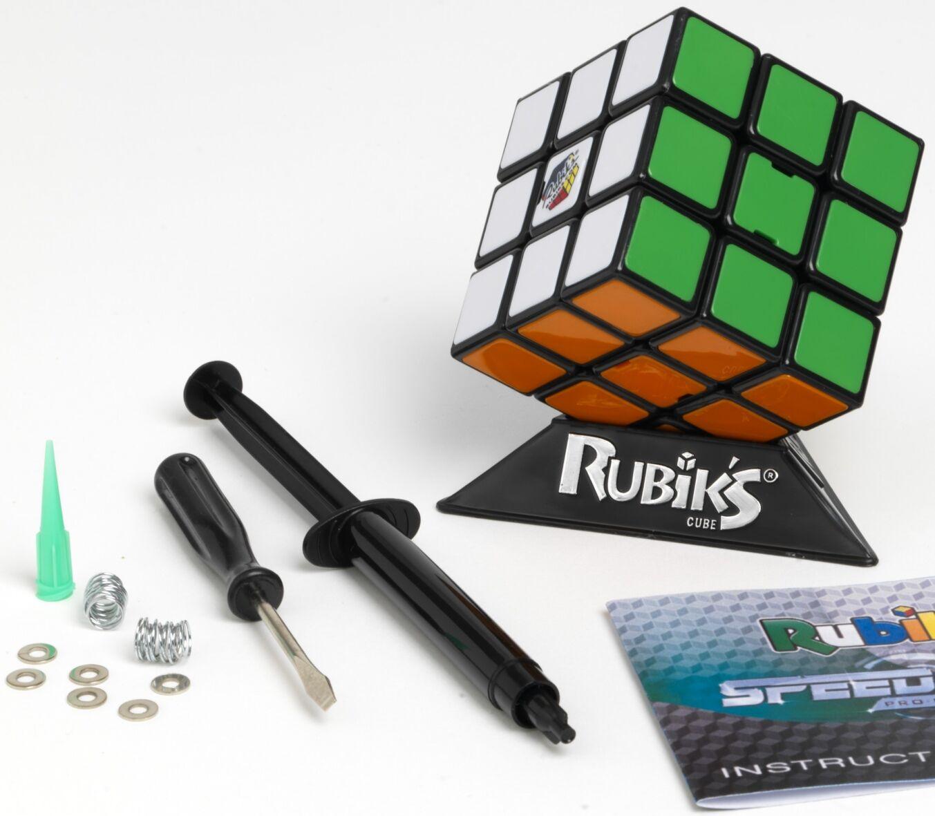 Cube Rubiks kube 3x3 Speed Cube Pro Pack Proff utgave av Rubiks 3x3