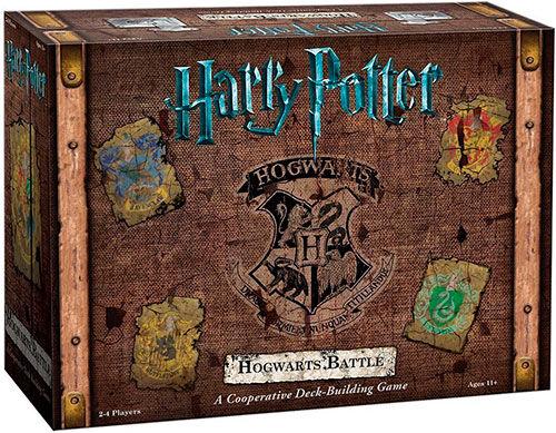Harry Potter Hogwarts Battle Brettspill Deck-Building Game