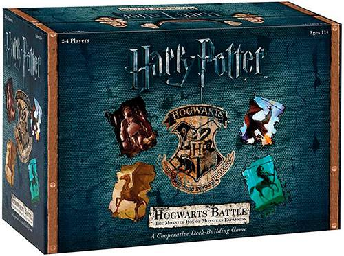 Harry Potter Hogwarts Battle Expansion The Monster Box of Monsters