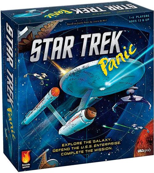 Star Trek Panic Brettspill