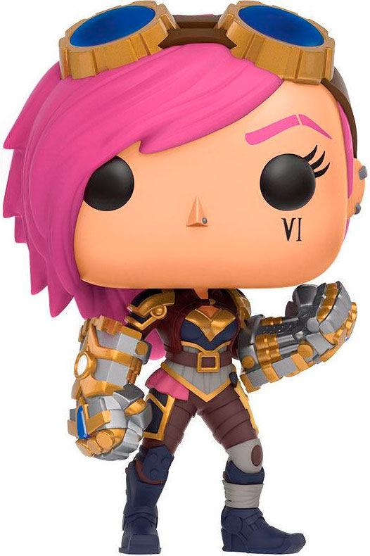 League of Legends POP Figur Vi 9cm