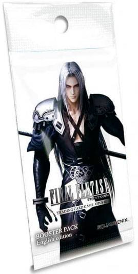 Final Fantasy TCG Opus 3 Booster Trading Card Game