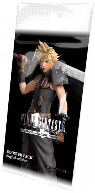 Final Fantasy TCG Opus 4 Booster Trading Card Game