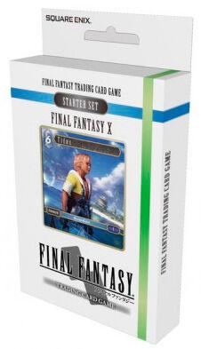Final Fantasy X TCG Starter Set Trading Card Game Final Fantasy 10