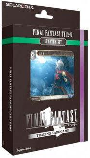 Final Fantasy Type 0 Starter Set Trading Card Game