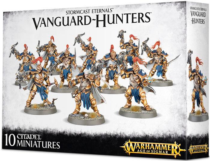 Vanguard Stormcast Eternals Vanguard-Hunters Warhammer Age of Sigmar