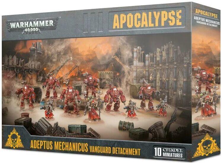 Vanguard Apocalypse Detachment Adeptus Mechanicus Warhammer 40K - Vanguard