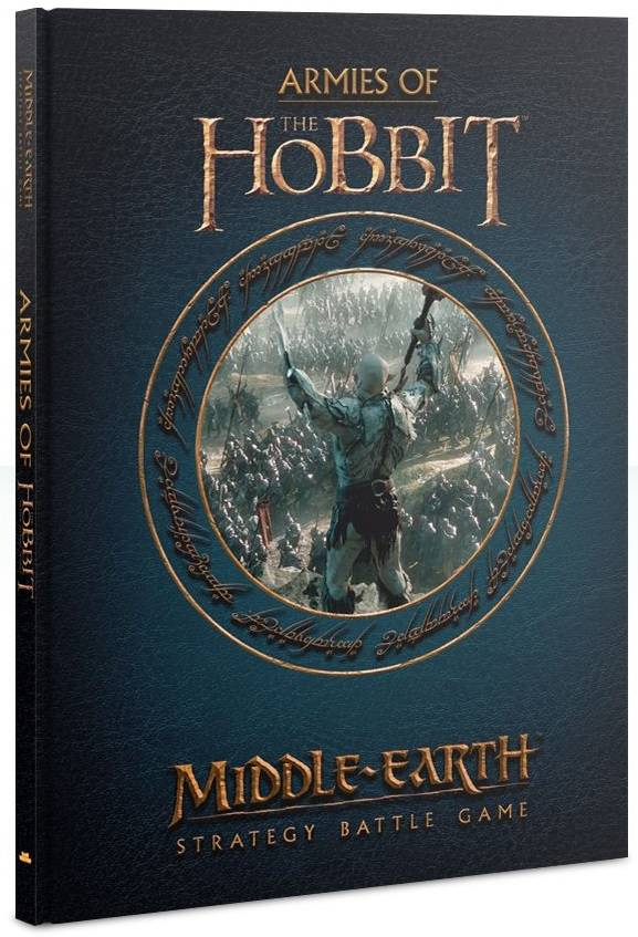 Armies of the Hobbit Sourcebook Middle-Earth Strategy Battle Game