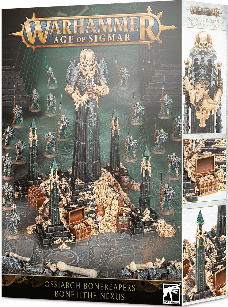 Nexus Ossiarch Bonereapers Bone Tithe Nexus Warhammer Age of Sigmar