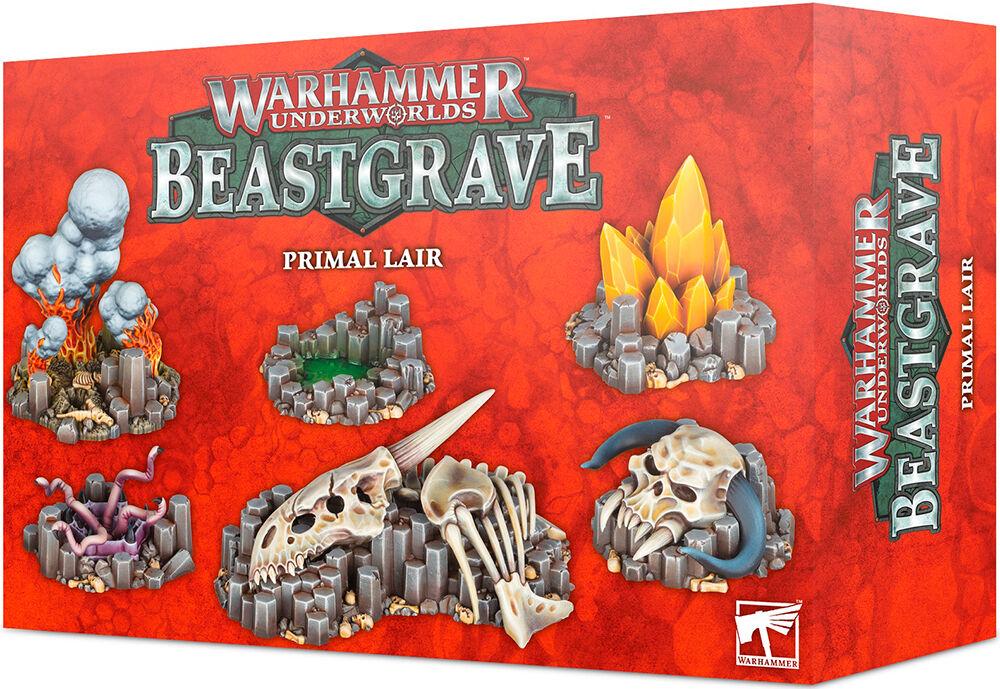 Underworlds Terrain Primal Lair Warhammer Warhammer Underworlds Beastgra