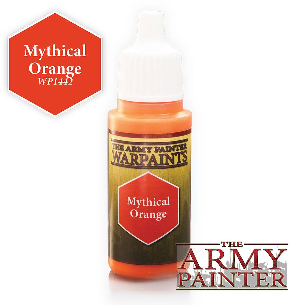 Army Painter Warpaint Mythical Orange