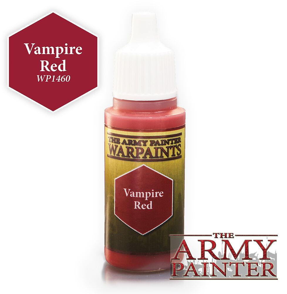 Army Painter Warpaint Vampire Red