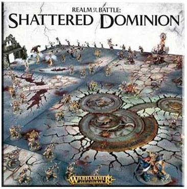 Realm of Battle Shattered Dominion Warhammer Age of Sigmar