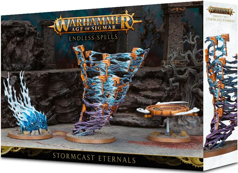 Endless Spells Stormcast Eternals Warhammer Age of Sigmar