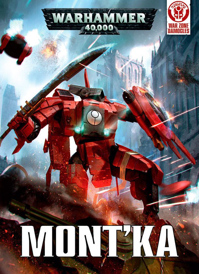 Zone Mont'Ka War Zone Damocles (Bok) Hardcover