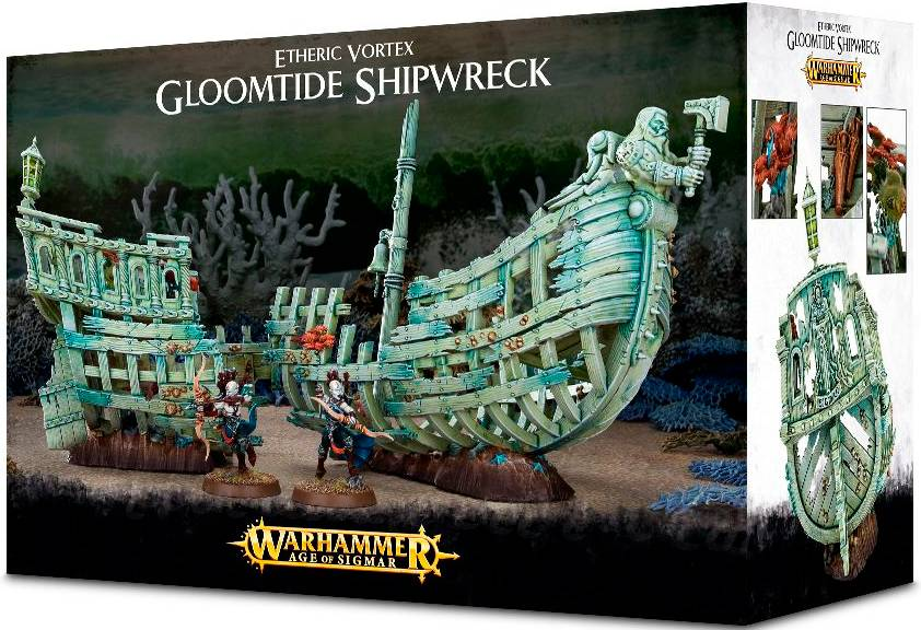 Vortex Etheric Vortex Gloomtide Shipwreck Warhammer Age of Sigmar