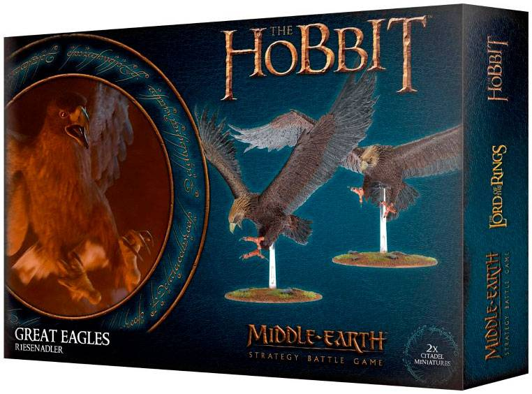 The Hobbit Great Eagles Middle-Earth Strategy Battle Game