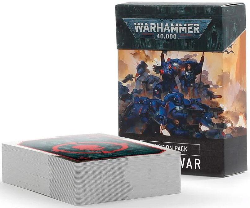Mission Warhammer 40K Open War Mission Pack