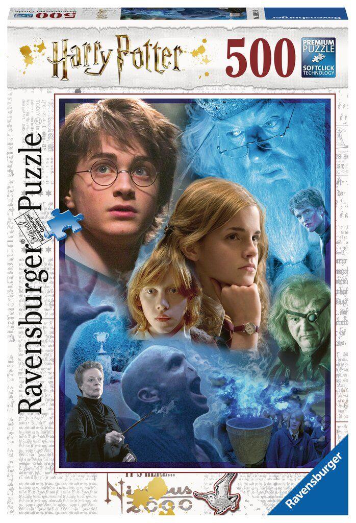 Harry Potter 500 biter Puslespill Ravensburger Puzzle