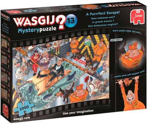 Wasgij Mystery 13 Puslespill