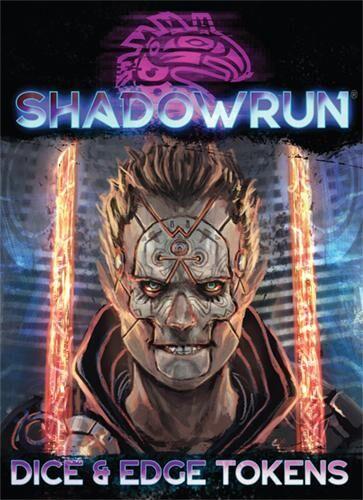 Edge Shadowrun Dice & Edge Tokens