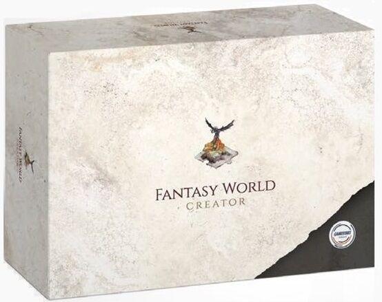 Fantasy World Creator 450+ komponenter til Rollespill