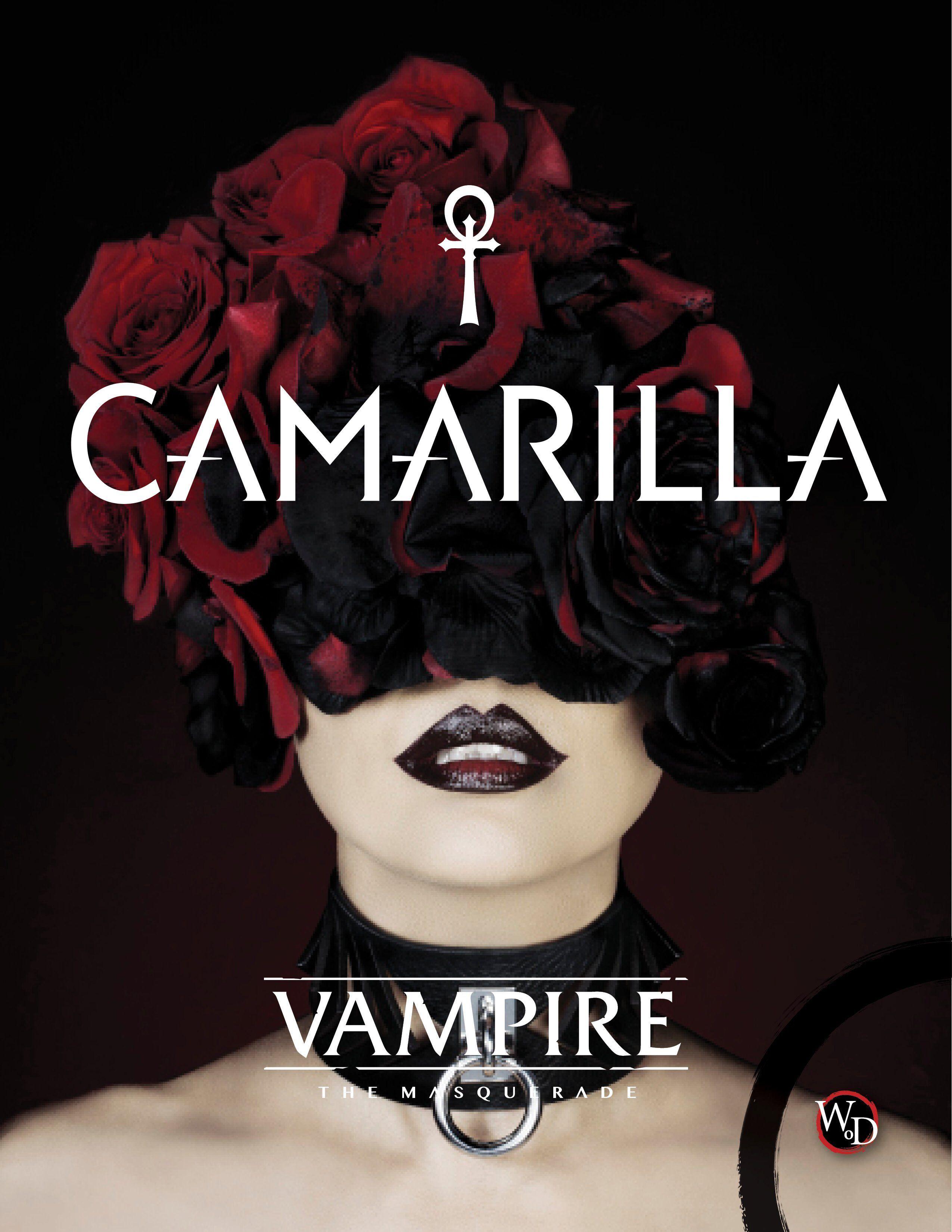Vampire Masquerade Camarilla (Hardback) 5th Edition - Source Book