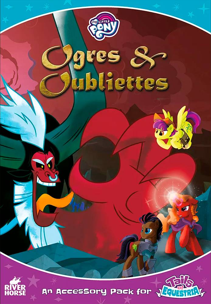 Tails of Equestria Ogres & Oubliettes My Little Pony RPG - Accessory Pack
