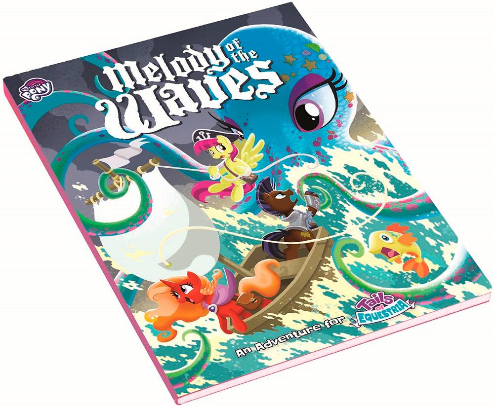 Waves Tails of Equestria Melody of the Waves My Little Pony RPG - Adventure