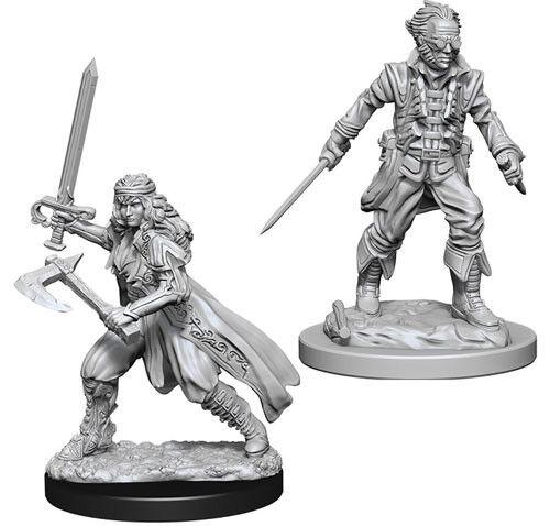 D&D Figur Nolzur Vampire Hunters Nolzur's Marvelous Miniatures - Umalt