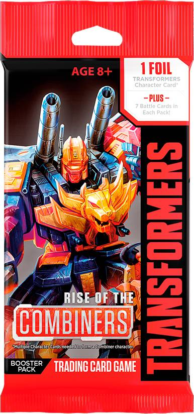 Transformers TCG Combiners Booster Rise of the Combiners