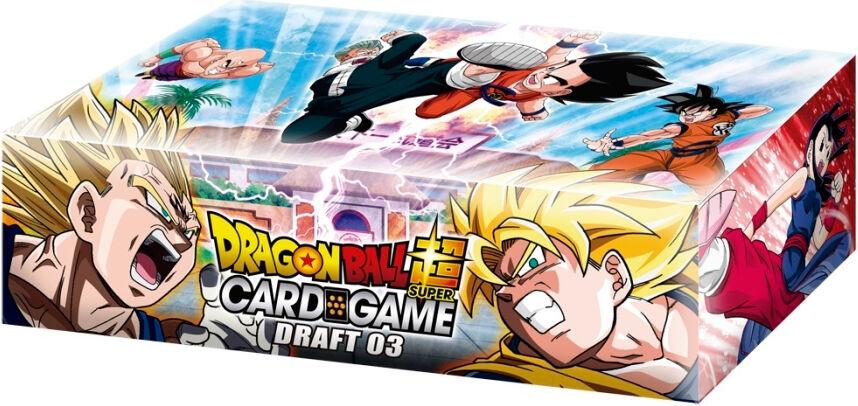 Dragon Ball SCG Draft Box 03 Super Card Game