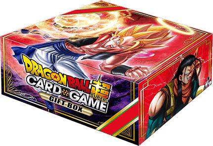 Dragon Ball SCG GE-01 Gift Box Super Card Game