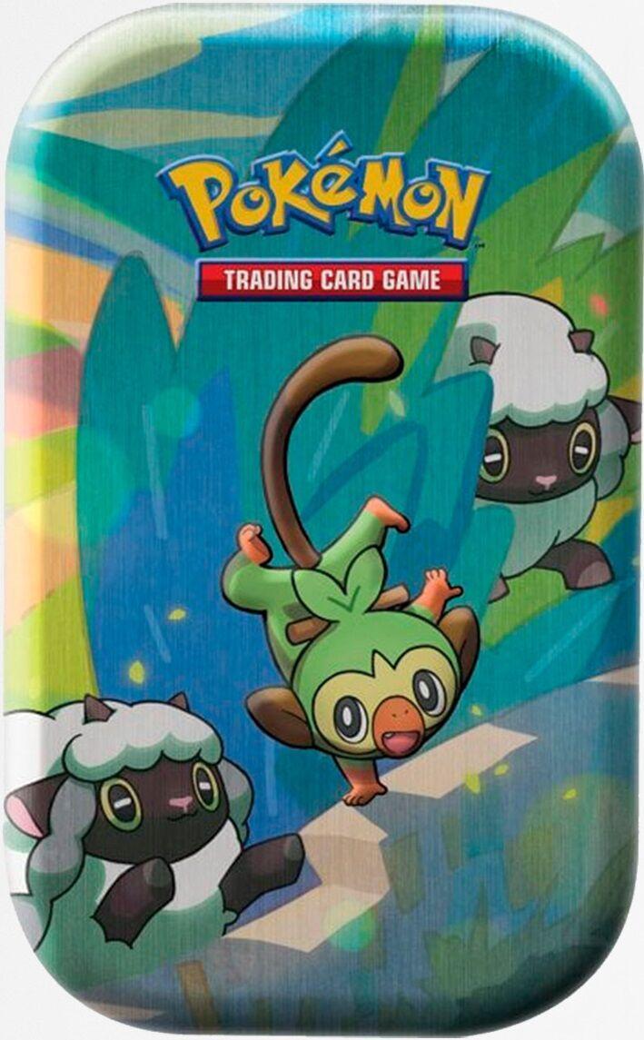 Pokemon Mini Tin Galar Pals Grookey