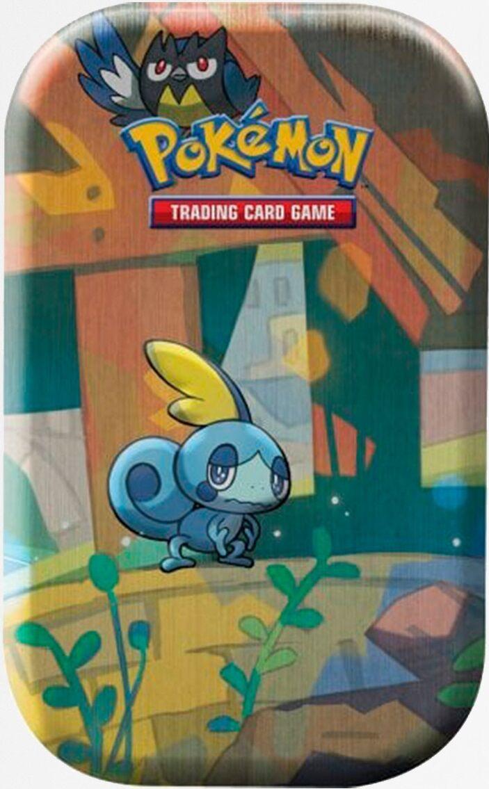 Pokemon Mini Tin Galar Pals Sobble