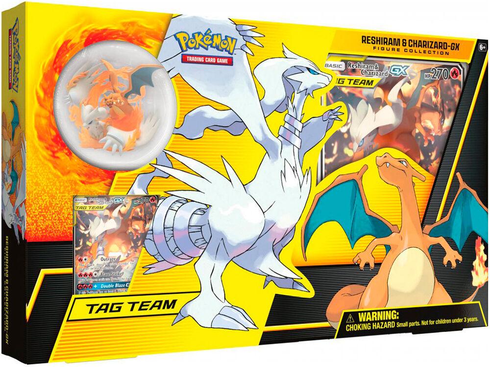 Pokemon Reshiram & Charizard GX Coll. Figure Collection