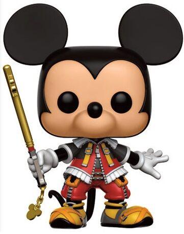 Kingdom Hearts POP Figur Mickey 9cm