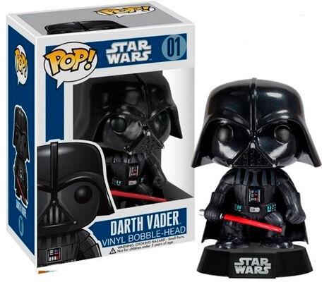 Star Wars Darth Vader POP Bobblehead 10cm Bobblehead / HeadKnocker