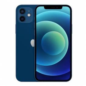 Apple iPhone 12 mobiltelefon 64 GB blue for kun 468,- pr. mnd. ( 12 64GB BLUE )