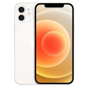 Apple iPhone 12 mobiltelefon 128 GB white for kun 498,- pr. mnd. ( 12 128GB WHITE )