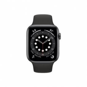 Apple Watch Series 6 GPS + Cellular 44 mm svart for kun 308,- pr. mnd. ( WATCH 6 GPS+CEL 44MM B )