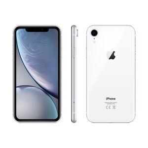 Apple iPhone XR - 64 GB, hvit for kun 378,- pr. mnd. ( XR 64GB WHITE )