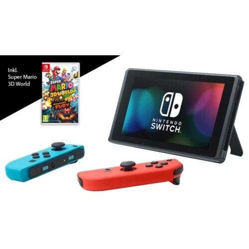 Nintendo BUNDLE SUPER MARIO for kun 208,- pr. mnd. ( BUNDLE SUPER MARIO )