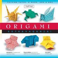 Origami Extravaganza! Folding Paper, a Book, and a Box (0804832420)