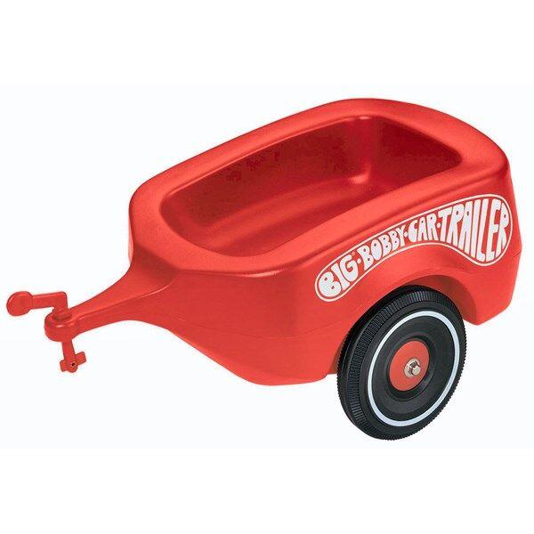 Big tilhenger til Bobby Car, rød (Z000011024)