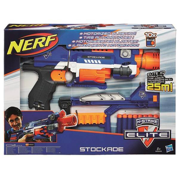 Nerf N-Strike Elite Stockade (Z000144668)