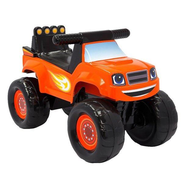 Monster Machine, Ride-On, Sparkbil, Blaze och Monstermaskinerna (Z000110929)